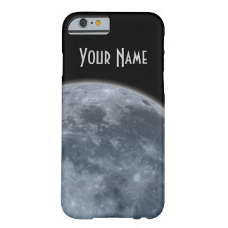 Large Blue Moon Barely There iPhone 6 Case
