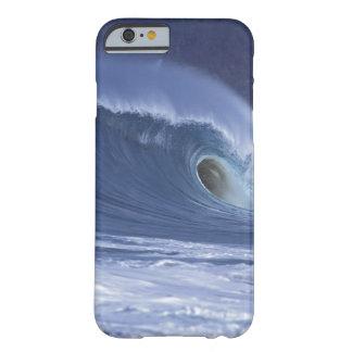 Large blue surf wave Sumba iPhone 6 Case