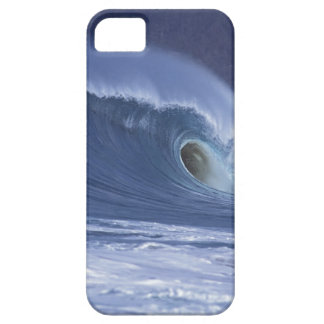 Large blue surf wave Sumba iPhone 5 Cover