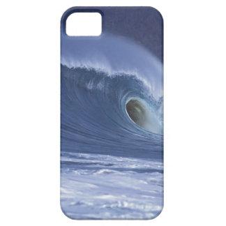 Large blue surf wave Sumba iPhone SE/5/5s Case