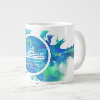 large boi trashboat mug