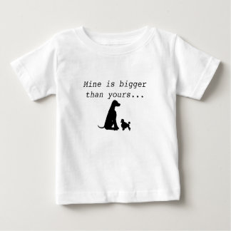 Large Breed Lover Baby T-Shirt