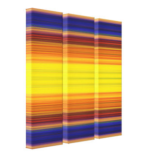 Large Bright Colorful Abstract Canvas Wall Art Gallery Wrap Canvas