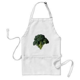 Large Broccoli Adult Apron