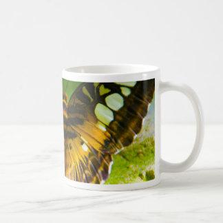 Large Butterfly Coffee Mug