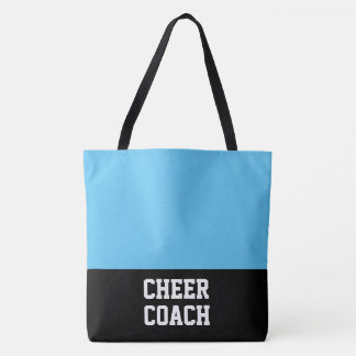 Large Cheer Coach Tote Bag