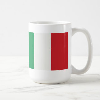 Large cup Italy flag