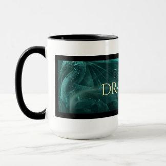 Large Dragon King Mug