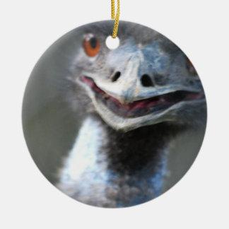 Large Emu Ornament