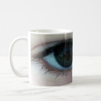 Large Eyeball Coffee Mug
