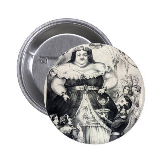 Large Fat Lady Button