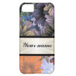 Large Flower Collage iPhone 5C Covers