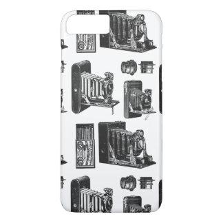 Large Format Cameras Vintage Retro iPhone 7 Plus Case