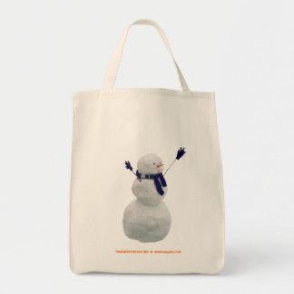 Large Frosty Tote Bag