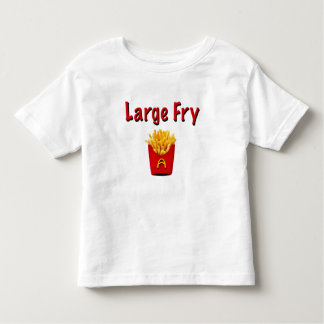 Large Fry Shirt