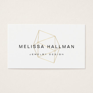 Business Cards For Jewelry Designers - Jewelry business card templates
