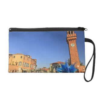 Large Glass Statue and Bell Tower, Italy Wristlet