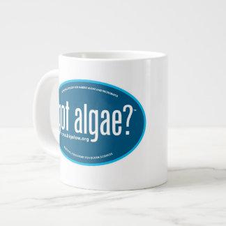 "Large ""got algae"" coffee mug"