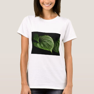 Large Green Leaf T-Shirt