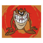 Large Grin TAZ™ Posters