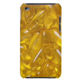 Large group of medicine capsules iPod touch covers