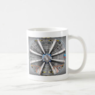 Large Hadron Collider  particle accelerator Coffee Mug