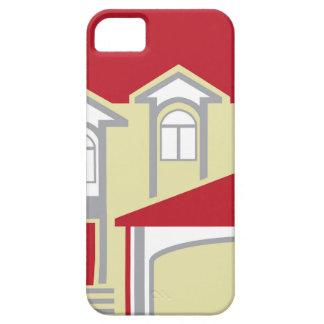 Large House iPhone SE/5/5s Case