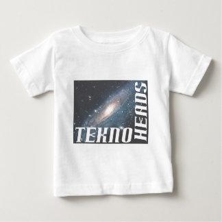 Large Image TekNo Head Range Baby T-Shirt