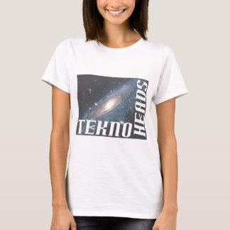 Large Image TekNo Head Range T-Shirt
