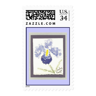 Large Iris - 29 Cent Stamps