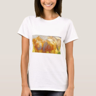 Large Lenggries Horses by Franz Marc T-Shirt