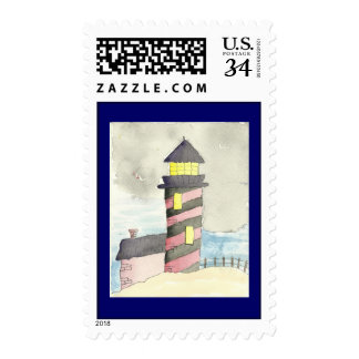 Large Lighthouse - postage stamp - 29 cent