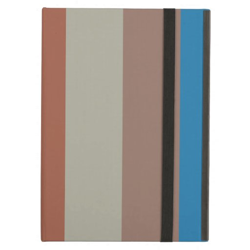 Large Lines Case For iPad Air