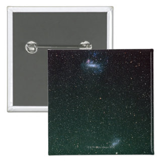 Large Magellanic Cloud 2 2 Inch Square Button