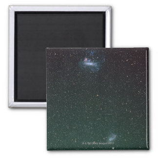 Large Magellanic Cloud 2 Fridge Magnet