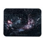 Large Magellanic Cloud 3 Rectangle Magnets