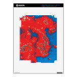 Large Magellanic Cloud Decals For iPad 3