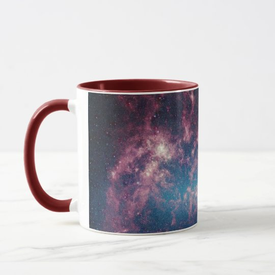 Large Magellanic Cloud - Galaxy and Stars Mug