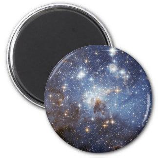 Large Magellanic Cloud Fridge Magnet