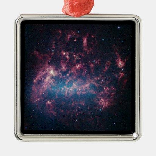 Large Magellanic Cloud Ornament