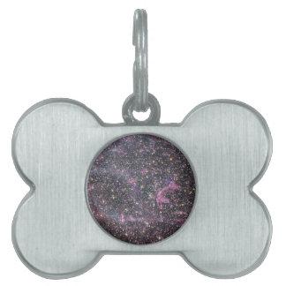 Large Magellanic Cloud Pet Tag