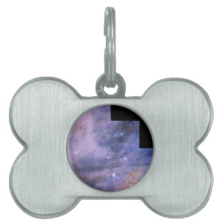 Large Magellanic Cloud Pet Name Tag