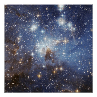 Large Magellanic Cloud Poster