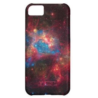 Large Magellanic Cloud Superbubble in nebula N44 iPhone 5C Case
