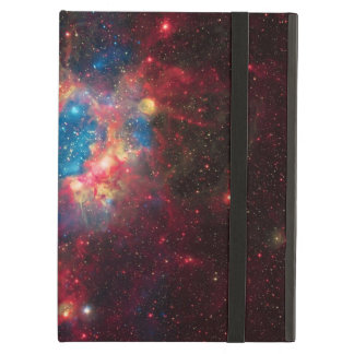 Large Magellanic Cloud Superbubble in Nebula N44 iPad Air Cover