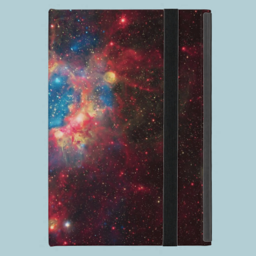 Large Magellanic Cloud Superbubble in Nebula N44 iPad Mini Covers