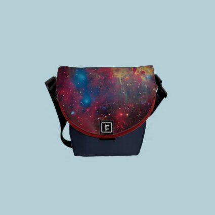Large Magellanic Cloud Superbubble in Nebula N44 Courier Bags