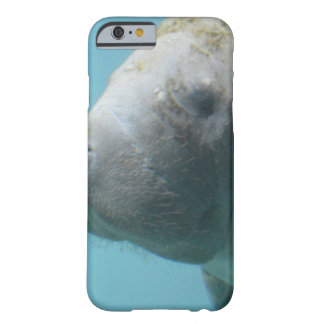 Large Manatee Underwater Barely There iPhone 6 Case