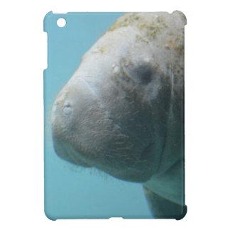 Large Manatee Underwater iPad Mini Case