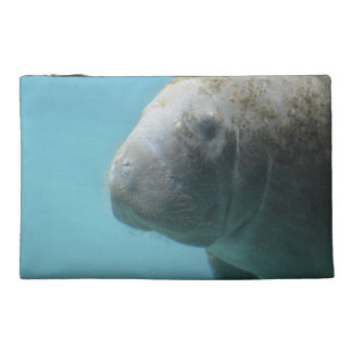 Large Manatee Underwater Travel Accessory Bags